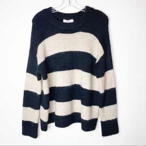 Magaschoni Striped Pullover sweater